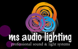 ms audio lighting logo